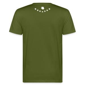 Crest 2014 - Männer Bio-T-Shirt