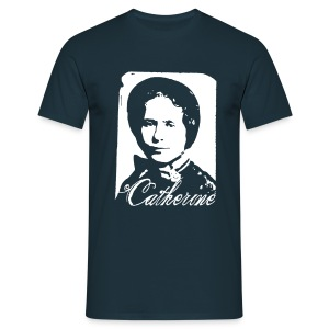 Catherine Booth - Männer T-Shirt