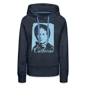 Catherine Booth - Frauen Premium Hoodie