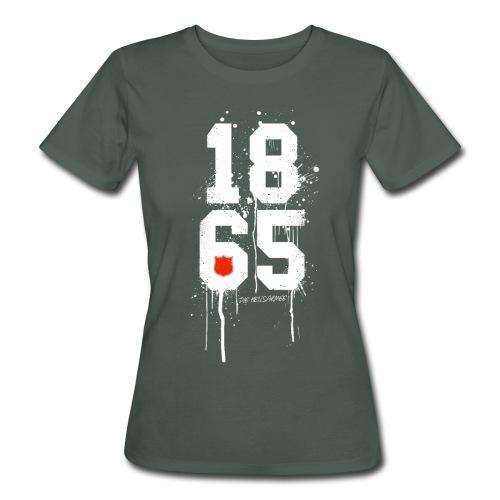 1865 II - Frauen Bio-T-Shirt