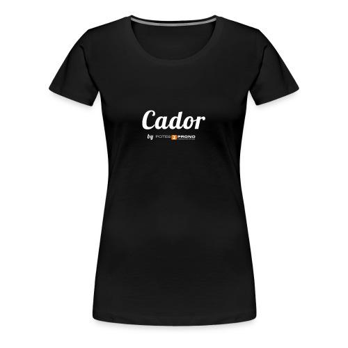 Carorette Smart - T-shirt Premium Femme