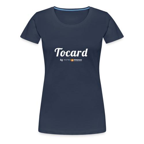 Tocarette Smart - T-shirt Premium Femme