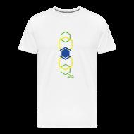 Tee shirts ~ T-shirt Premium Homme ~ Marcação