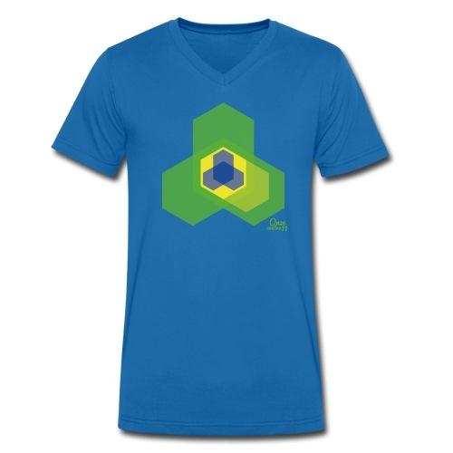Hexagol - T-shirt bio col V Stanley & Stella Homme