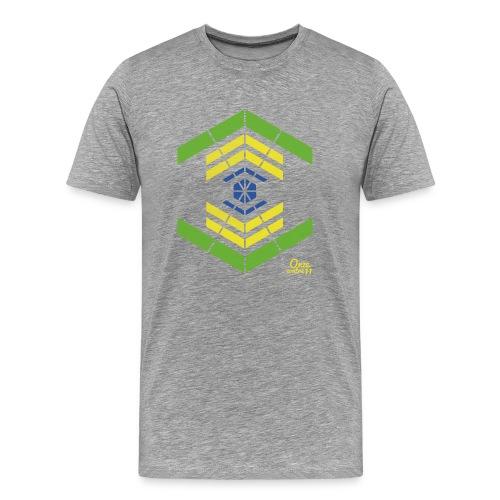 Gol - T-shirt Premium Homme