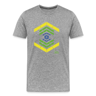 Tee shirts ~ T-shirt Premium Homme ~ Gol