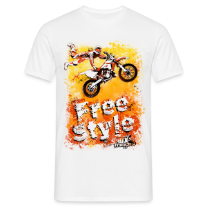 FreeStyle Grunset - T-shirt Homme