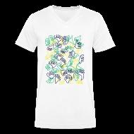 Tee shirts ~ Tee shirt Homme col V ~ Mão