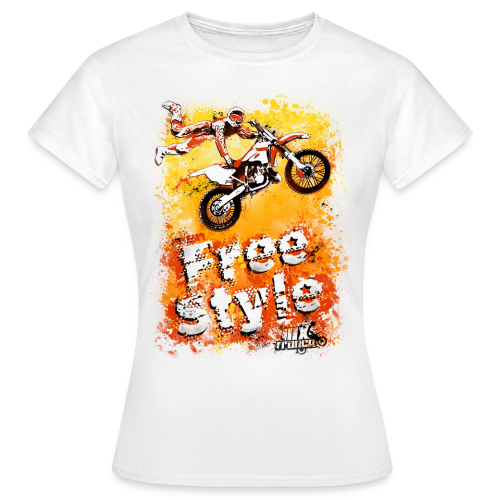 FreeStyle Grunset - T-shirt Femme