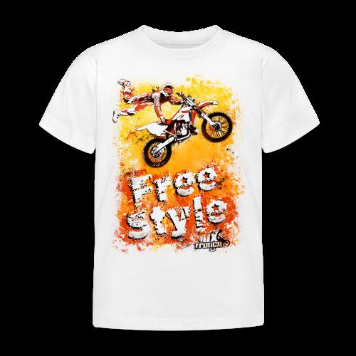 FreeStyle Grunset - T-shirt Enfant