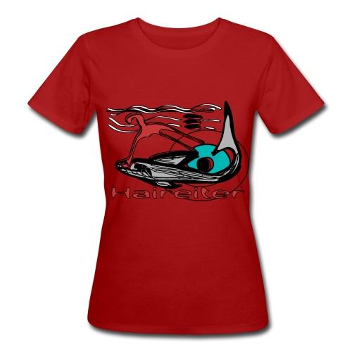 Haireiter - Frauen Bio-T-Shirt