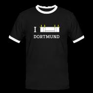 T-Shirts ~ Männer Kontrast-T-Shirt ~ Artikelnummer 29163411