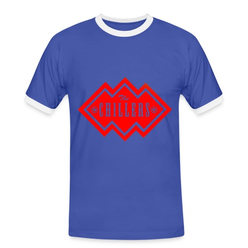 The French Chiller (limité) - T-shirt contrasté Homme