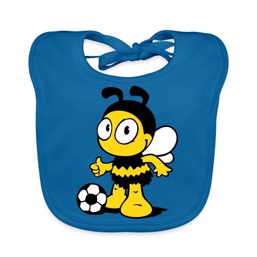 Biene - Baby Bio-Lätzchen