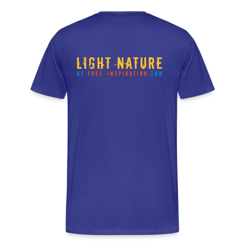 Light Nature by free-Imspiration.com - Männer Premium T-Shirt