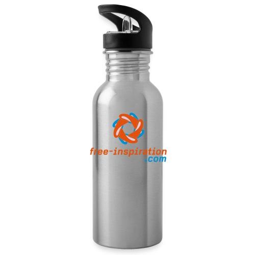 600ml Trinkflasche - Trinkflasche