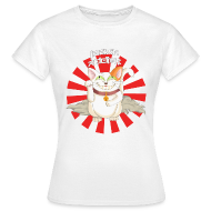 Tee shirts ~ Tee shirt Femme ~ Japan Addict