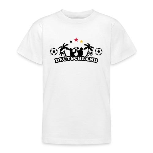 Deutschland Fußball - Teenager T-Shirt