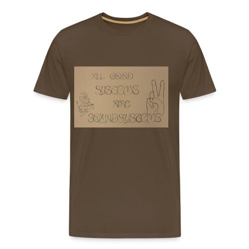 SoundShirt - T-shirt Premium Homme