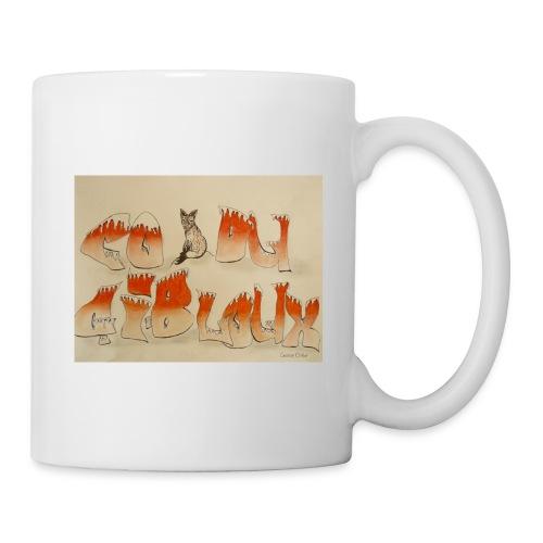 tasse co du Gibloux - Mug blanc