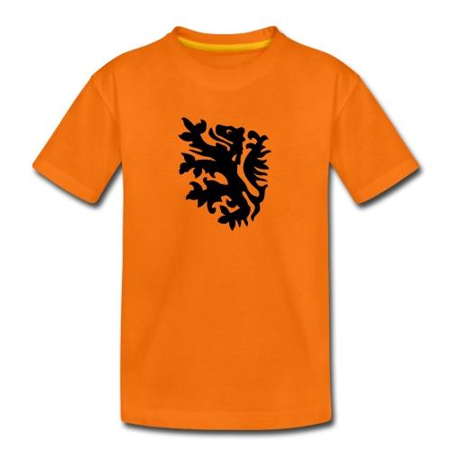 T-shirt kids Nederland Leeuw  - Teenager Premium T-shirt