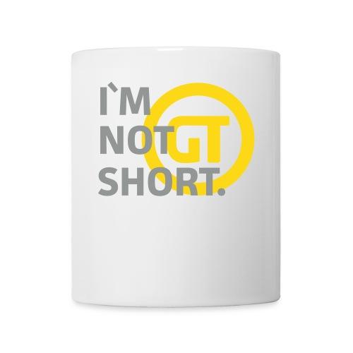 I`m not short Tasse - Tasse