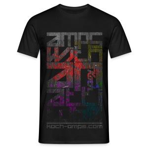 Koch Attitube - Mannen T-shirt
