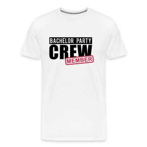 crew member - Men's Premium T-Shirt
