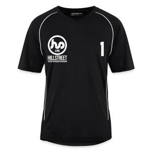 Mannen voetbal shirt