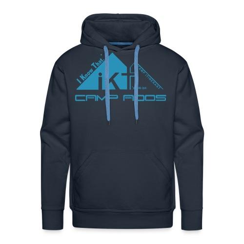 Sweat-shirt Homme à capuche IKT L'ORIGINAL - Sweat-shirt à capuche Premium pour hommes