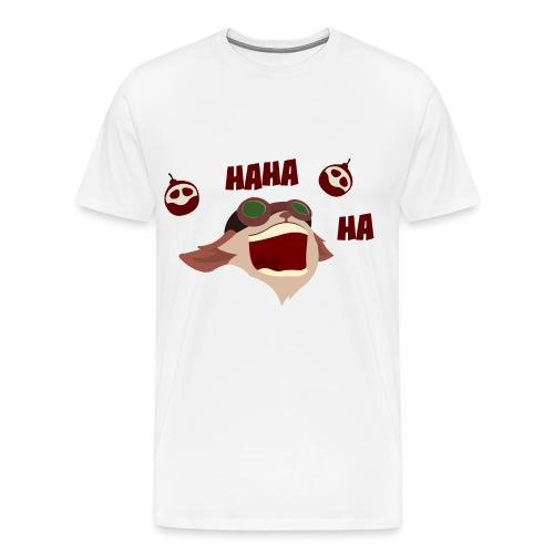 Ziggs Head - Men's Premium T-Shirt