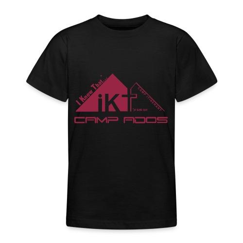 Tee-shirt FILLE IKT ADOS - T-shirt Ado
