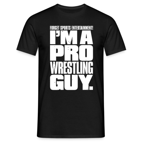 Pro Wrestling Guy (Men) - Men's T-Shirt
