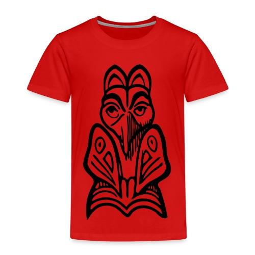 Ozeanien Marterpfahl 2, schwarz - Kinder Premium T-Shirt