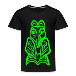 Ozeanien Marterpfahl 2, neon - Kinder Premium T-Shirt
