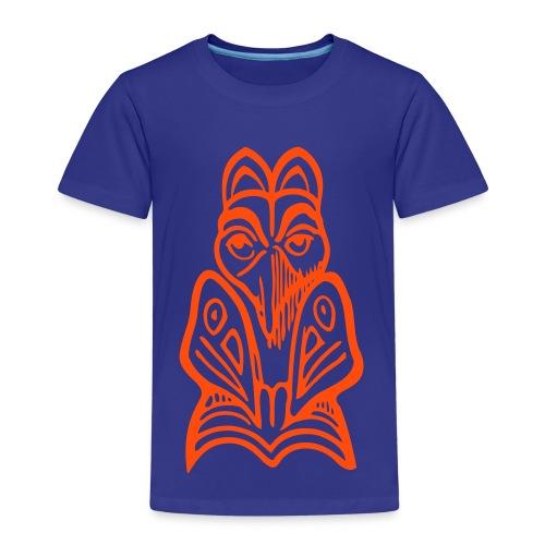 Ozeanien Marterpfahl 2, orange - Kinder Premium T-Shirt