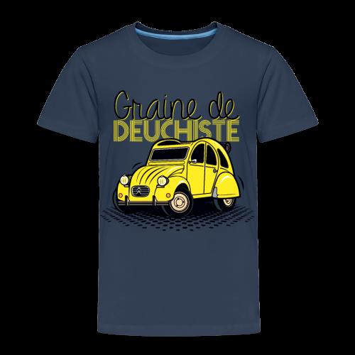 Graine de Deuchiste - T-shirt Premium Enfant