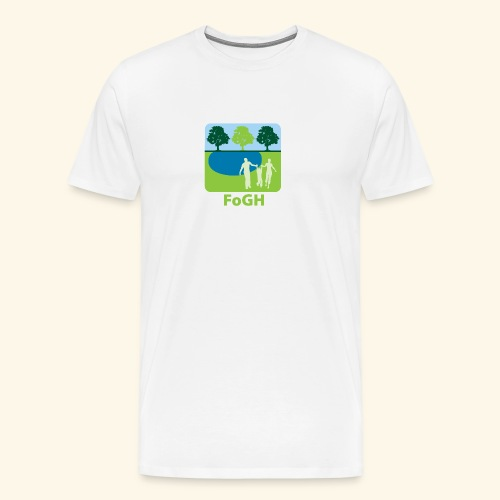 FoGH Logo (Mens) - Men's Premium T-Shirt