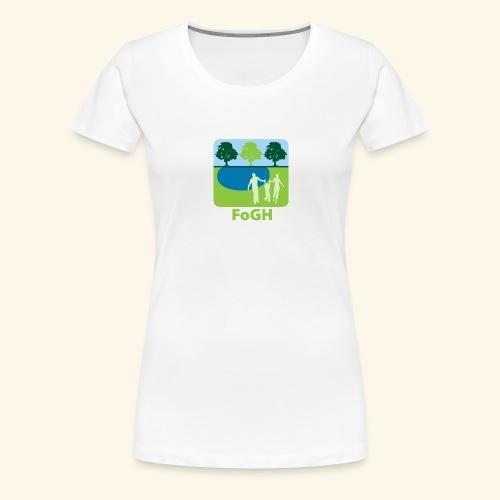 FoGH Logo (Ladies) - Women's Premium T-Shirt
