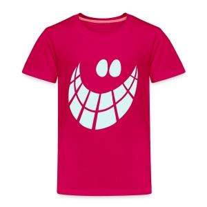 Smilie, reflex - Kinder Premium T-Shirt