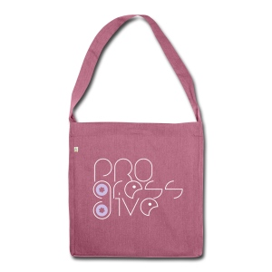 This house DJ BAG - Sac bandoulière 100 % recyclé