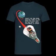 T-Shirts ~ Men's T-Shirt ~ Shoot For The Moon - Standard T-shirt
