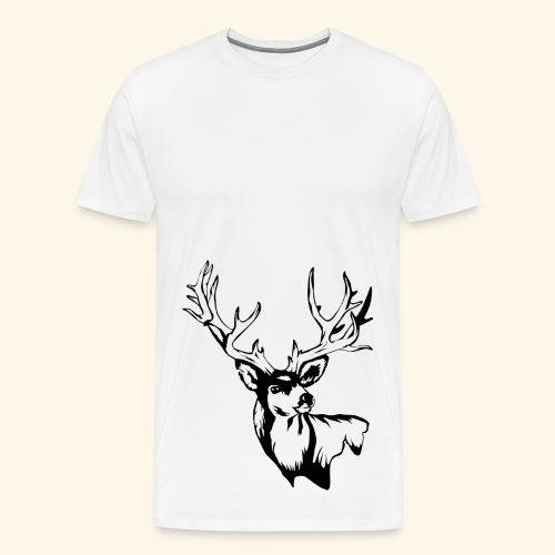 Stagger Men's - Men's Premium T-Shirt
