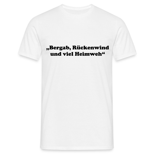 I love 2CV - Männer T-Shirt