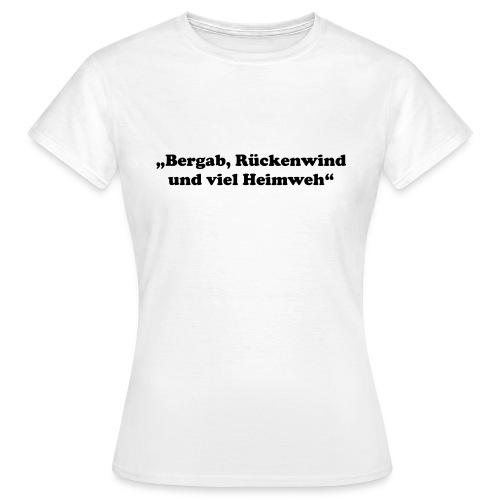 I love 2CV - Frauen T-Shirt
