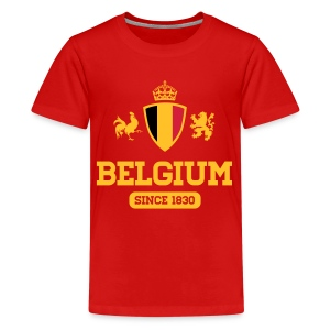 Belgium since 1830 - Teenager Premium T-shirt