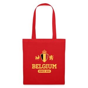 Belgium since 1830 - Tas van stof