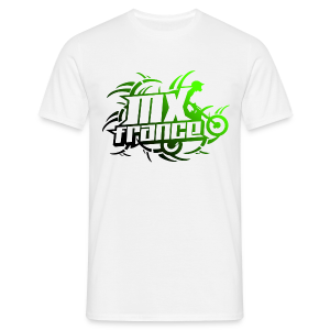 Tribal Lime Dark - T-shirt Homme