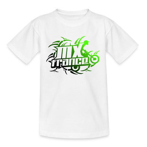 Tribal Lime Dark - T-shirt Enfant