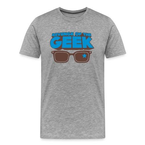 Revenge of the Geek 3 - T-shirt Premium Homme